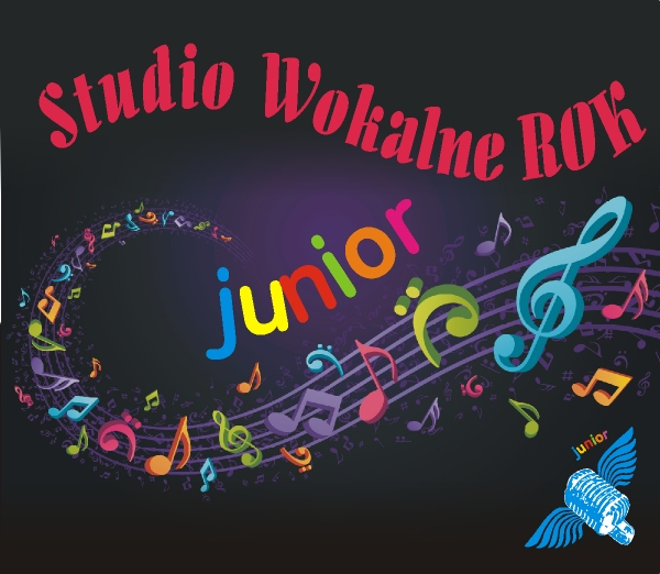 Studio Wokalne ROK Junior - zapisy 2016