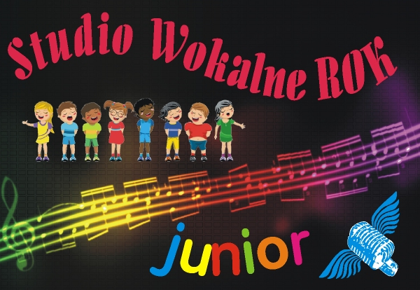 Studio Wokalne ROK Junior - zapisy 2017